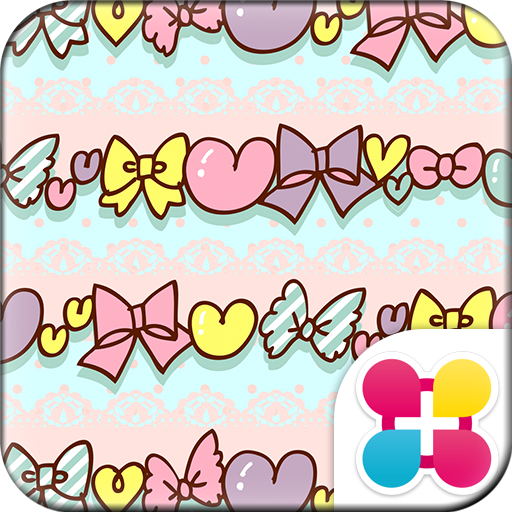 Cute Theme-Minty Ribbon- Icon