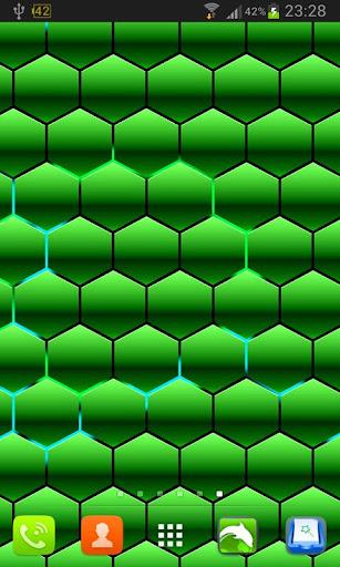 【免費個人化App】Cells PRO live wallpaper-APP點子