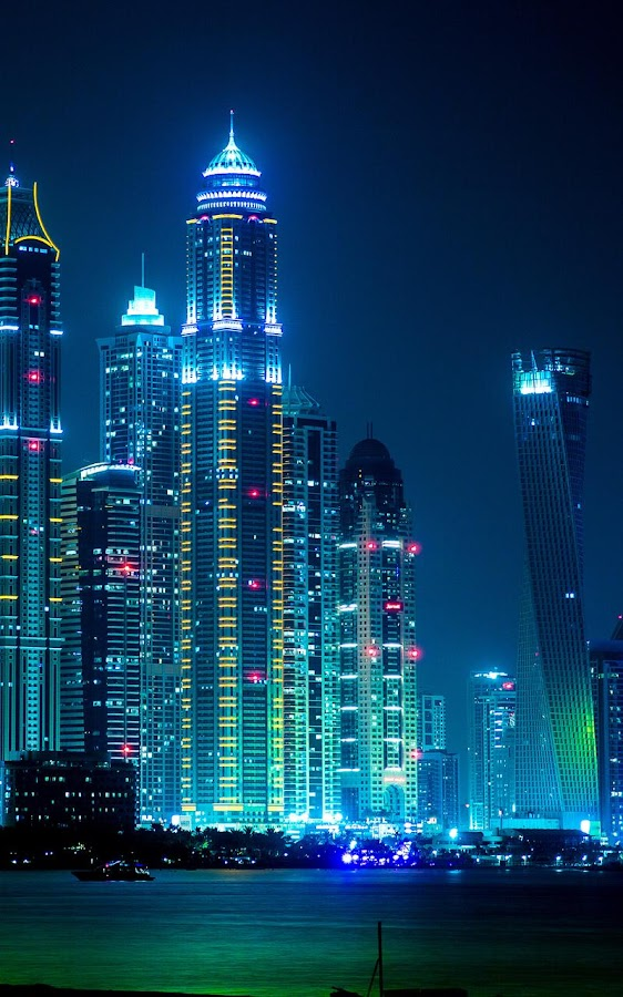 Dubai live wallpaper android apps on google play for 3d wallpaper for home dubai