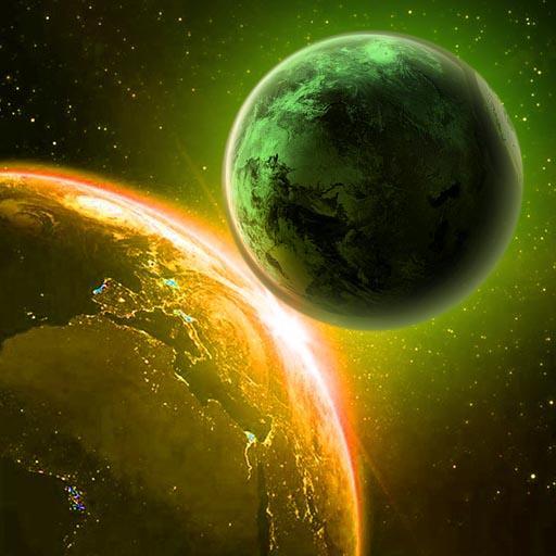 奔跑吧星球-全球首款星球吞噬和太空探险免费手游 冒險 LOGO-玩APPs