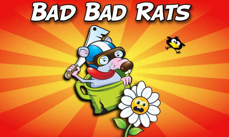 Bad Bad Rats- screenshot