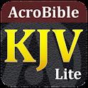 AcroBible Lite, KJV Bible logo