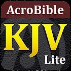 AcroBible Lite, KJV Bible icon