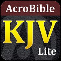 AcroBible Lite, KJV Bible 5.1.1