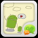 GO SMS Pro Memo Theme logo