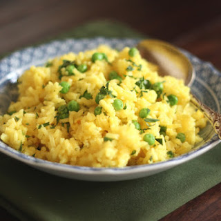 Turmeric Butter Rice