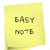 EASY NOTE, make note on time