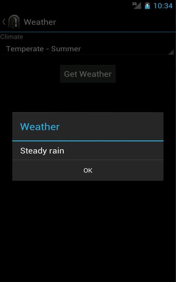 GM Assistant- screenshot