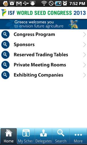 ISF World Seed Congress 2013