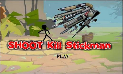 Shoot Kill Stickman