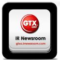 GTX IR-Newsroom logo