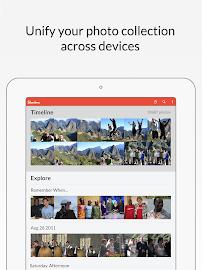 Shoebox - Photo Backup Cloud Screenshot 1