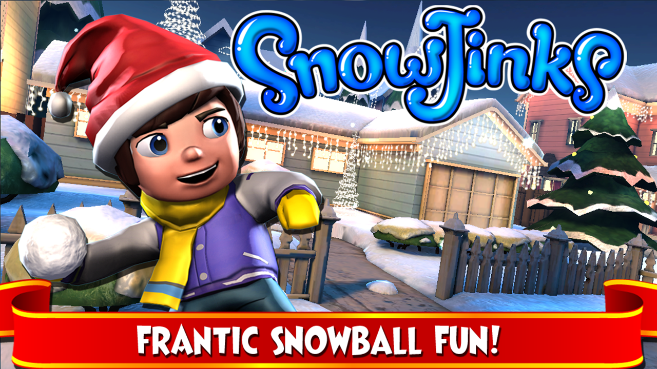 SnowJinks - screenshot
