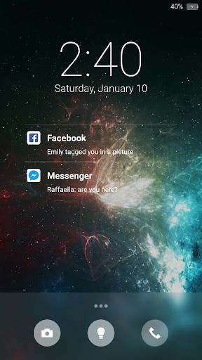 Slide to unlock - Lock screen  screenshots 3