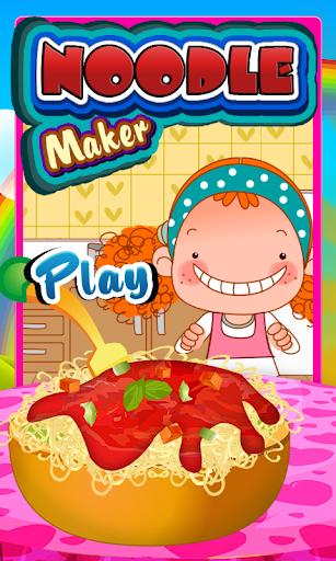 方便面生产商-厨房游戏