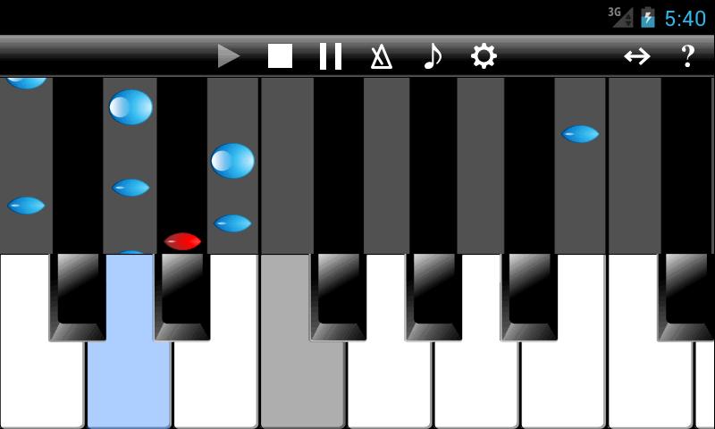 PianoStar Neo Lite XmasEdition- screenshot