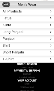 Rang Online Store screenshot 1