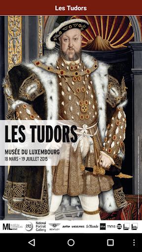 Les Tudors l'exposition