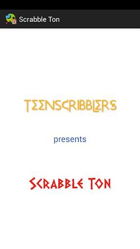 ScrabbleTon