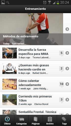 Entrenamiento.com