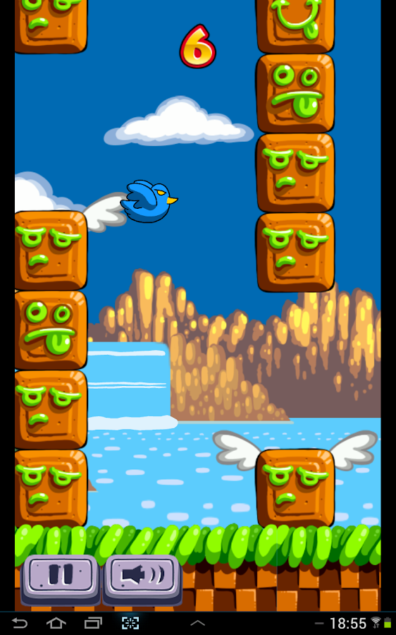 Pinchi Bird- screenshot
