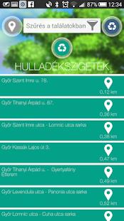 Szelektálj okosan Magyarország - screenshot thumbnail