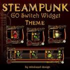 Steampunk GO Switch Widget icon