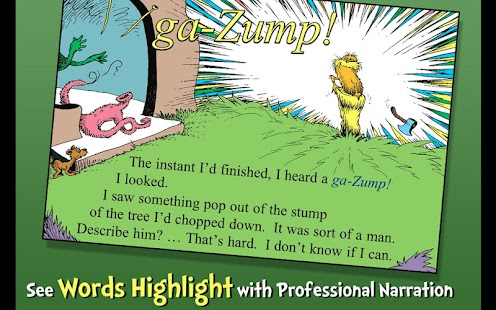 The Lorax - Dr. Seuss- screenshot thumbnail