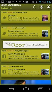 Kerry Washington: The Root 100 - screenshot thumbnail