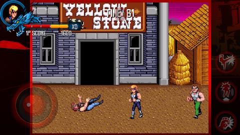 Double Dragon Trilogy Screenshot 5