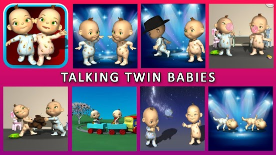 Talking Baby Twins - Babsy - screenshot thumbnail
