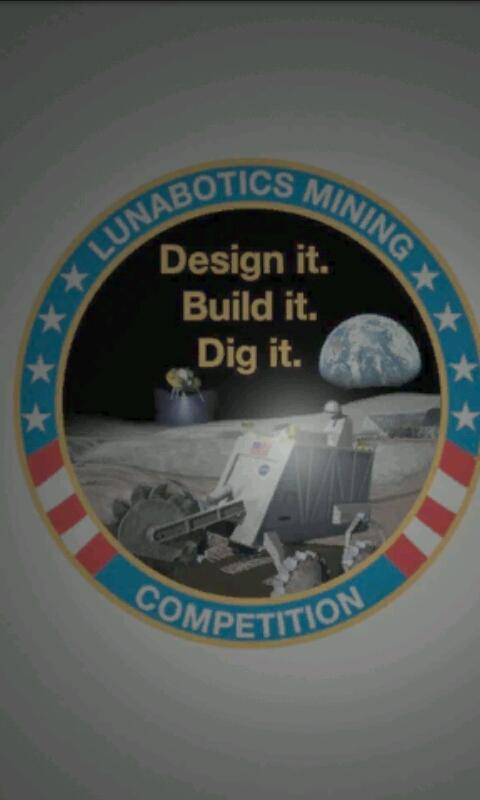 Lunabotics Mining Competition - screenshot