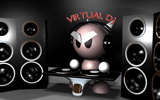 虛擬的DJ