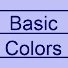 Basic Colors Theme icon