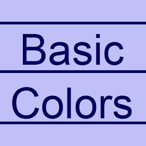 Basic Colors Theme