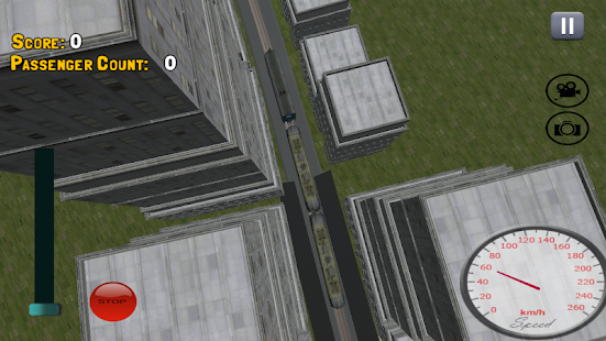 City Train Driver Sim