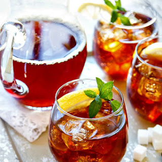 Summer Sweet Tea.