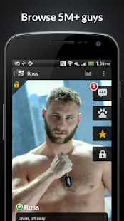 SCRUFF: Gay guys worldwide - screenshot thumbnail