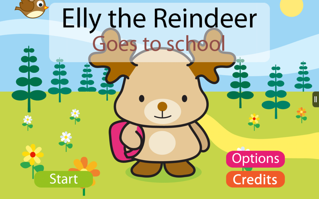 Elly 2 - goes to school- screenshot