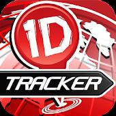 1D Tracker