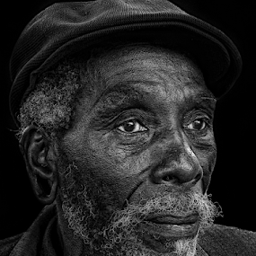 Enoch  by Ben Myburgh - People Portraits of Men