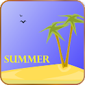 Kids Summer Puzzle Game icon