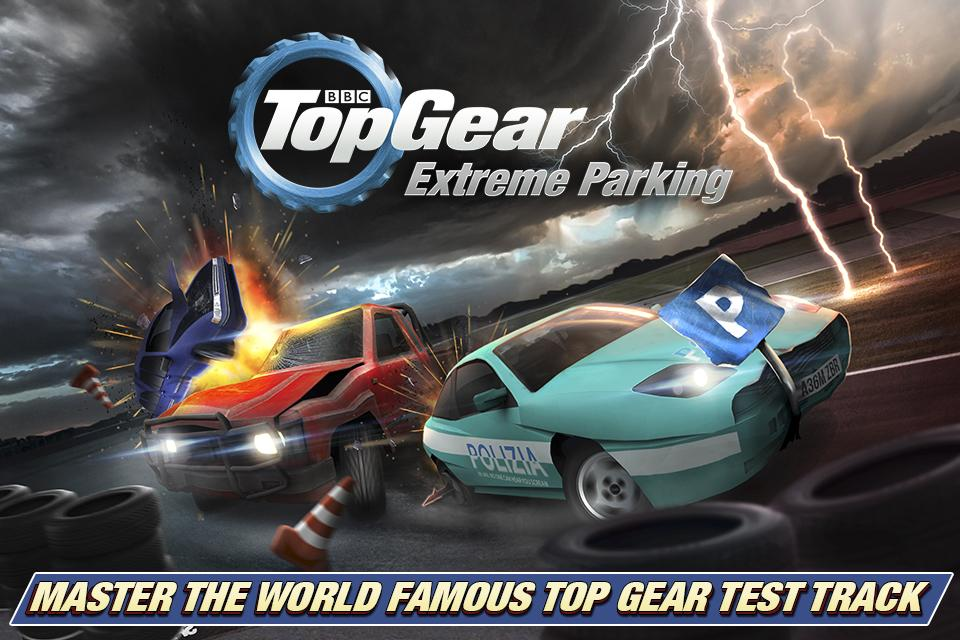 Top Gear - Extreme Parking - screenshot