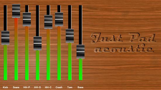 JustPad_Acoustic_Mixer