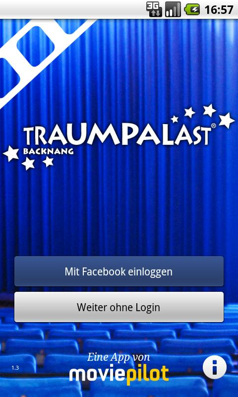Traumpalast Backnang - screenshot