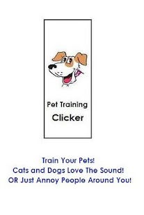 Pet Training Clicker- screenshot thumbnail