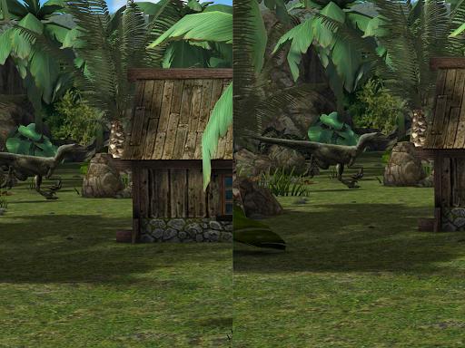 Jurassic VR - Google Cardboard 1.7.4 screenshots 8