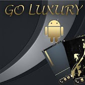 Go Launcher EX Luxury Theme