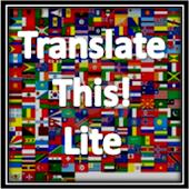 Translate This - Lite