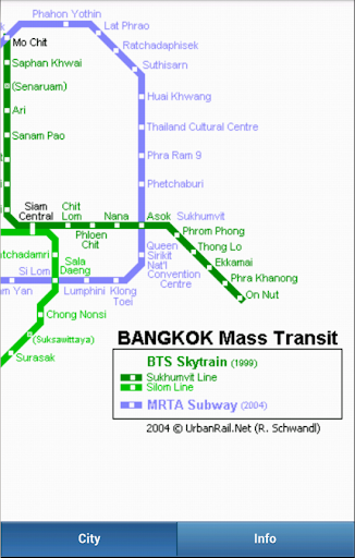 Subway Maps Asia